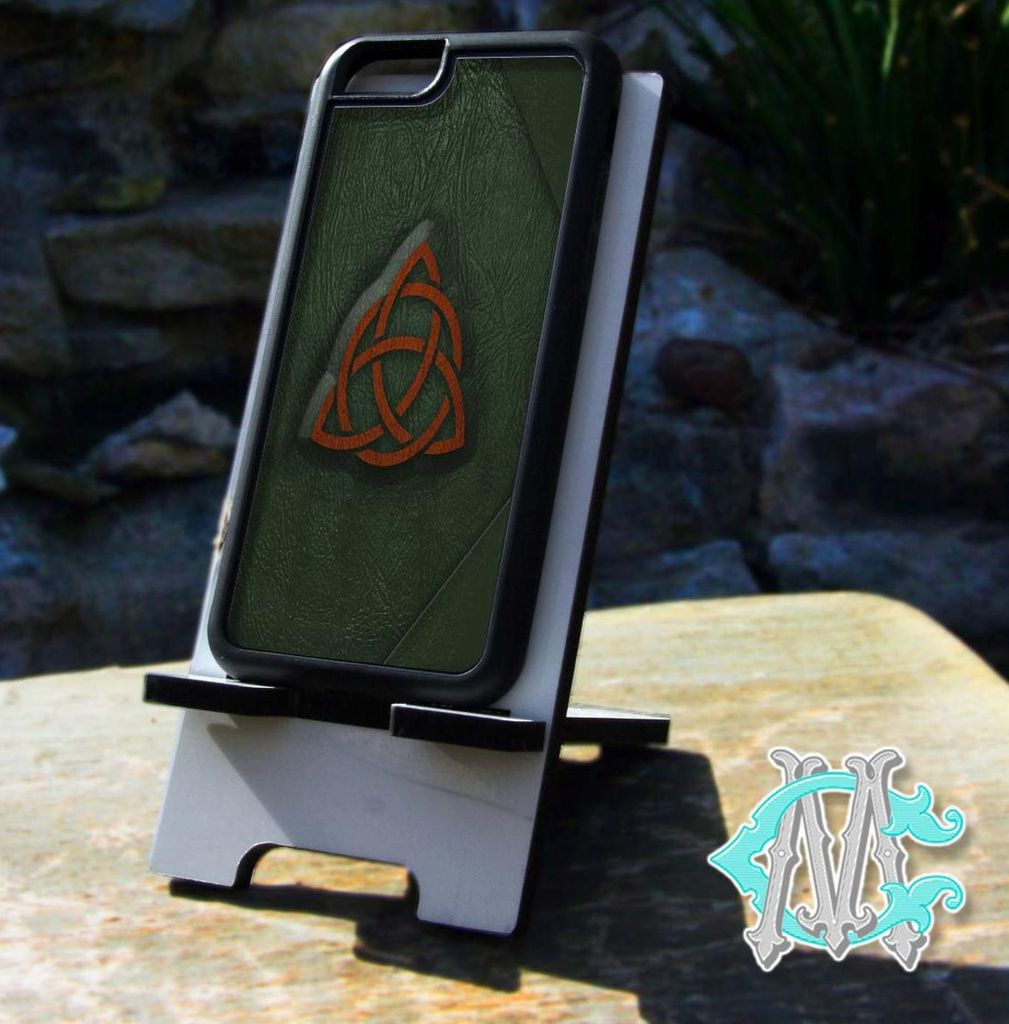 Book of Shadows from Charmed phone case