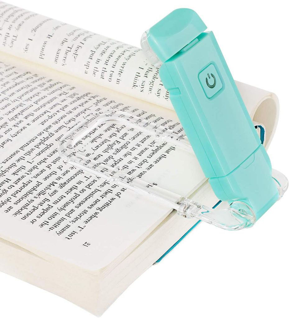 Compact Clip-On Light