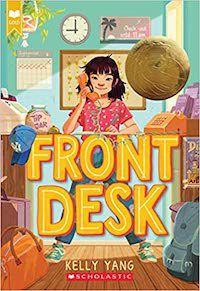 Front Desk Kelly Yang