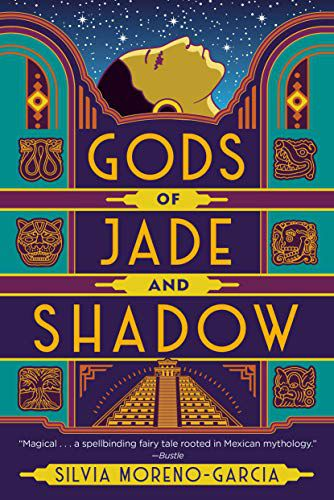 cover image of Gods of Jade and Shadow by Silvia Moreno-Garcia