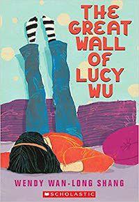 Great Wall of Lucy Wu Wendy Wan-Long Shang