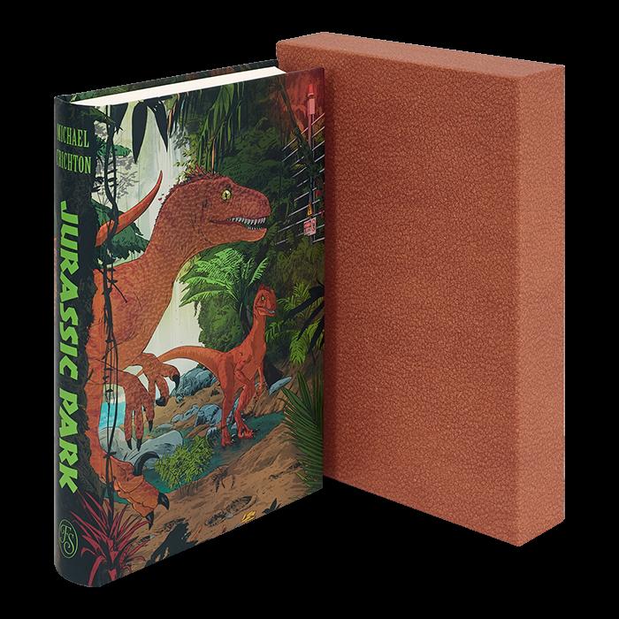 Jurassic Park cover