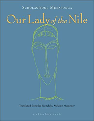 Our Lady of the Nile cover