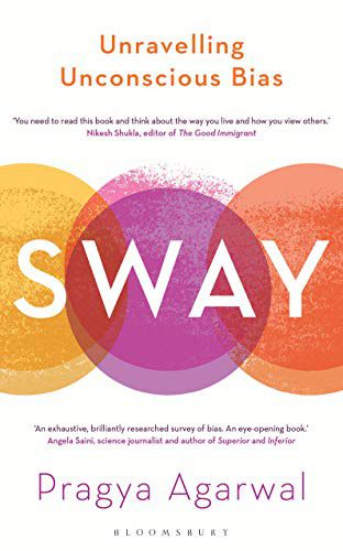 Sway by Dr Pragya Agarwal book cover