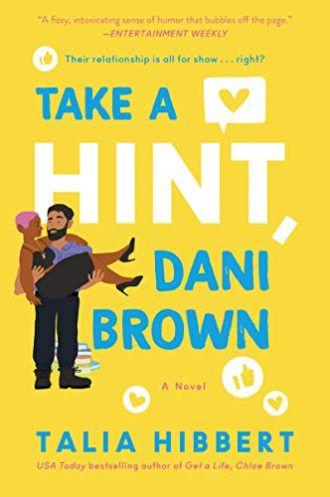 Take A Hint Dani Brown Book Cover