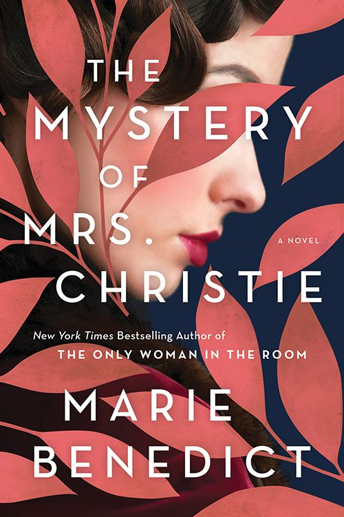 The Mystery of Mrs. Christie cover