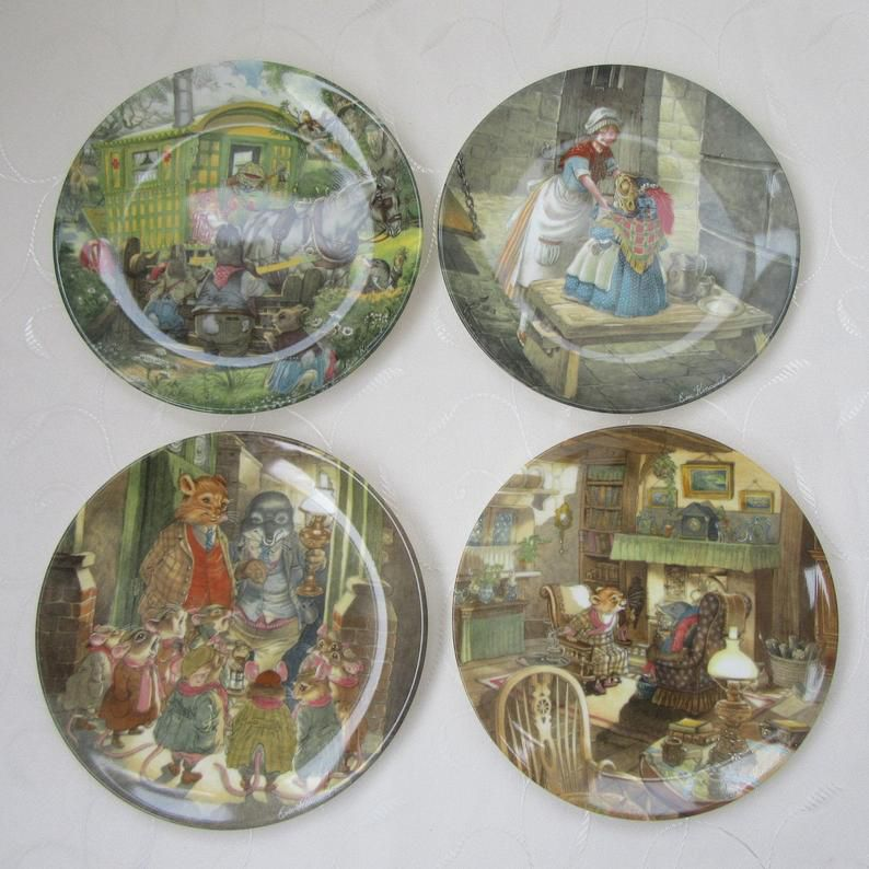 The Wind in the Willows Collectable China Plates.jpg.optimal