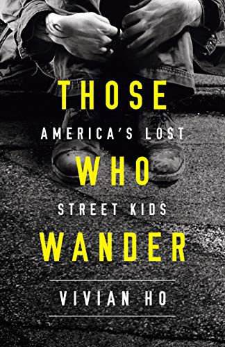 Those Who Wander by Vivian Ho book cover