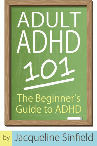adult adhd 101 cover