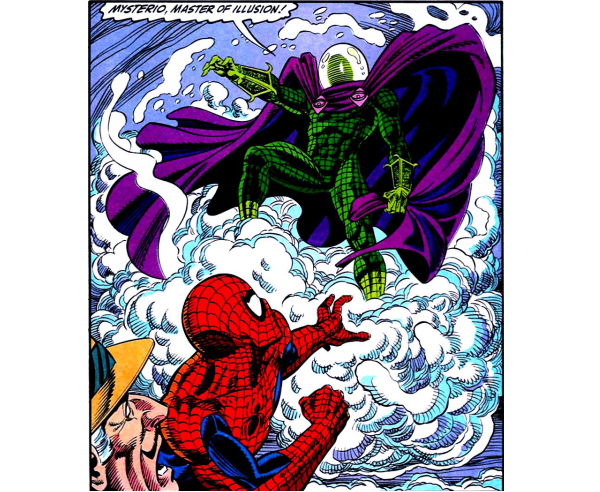 best spider man villains mysterio