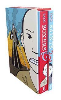Cover of Boxers & Saints by Gene Luen Yang