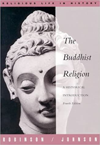 buddhist religions: a historical introduction book cover