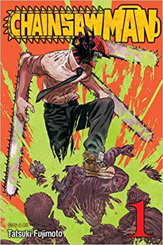 Chainsaw Man Volume 1 Cover