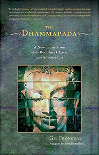 the dhammapada book cover