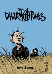 Capa de The Dharma Punks de Art Sang