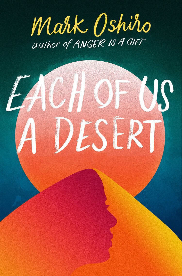 Cover of Each of us a Desert by Mark Oshiro