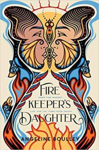 firekeepers daughter book cover