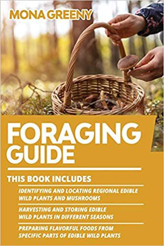 foraging guide book cover