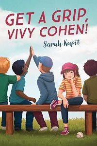 Cover of Get a Grip, Vivy Cohen by Kapit