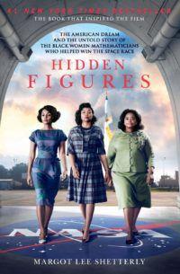 hidden figures movie tie-in cover