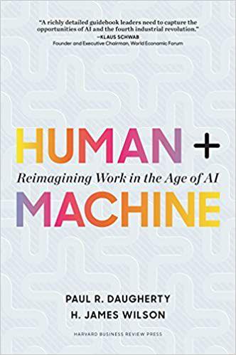Human + Machine Book Cover