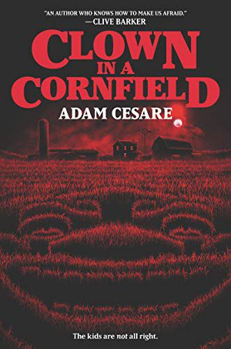 cover image of Clown in a Cornfield