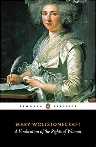 cover image of A Vindication of the Rights of Woman by Mary Wollstonecraft