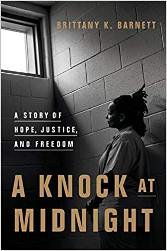 cover image of A Knock at Midnight by Brittany K. Barnett