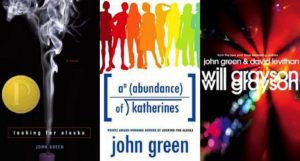 john green books feature