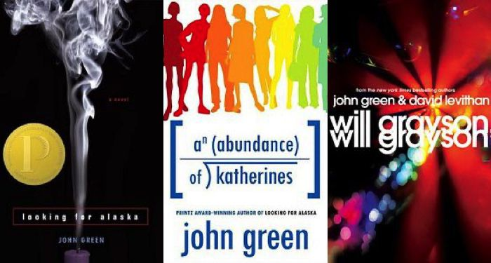 john green books feature