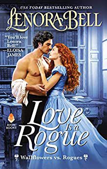 cover of Love is a Rogue