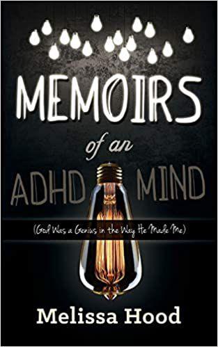 memoirs of an adhd mind cover