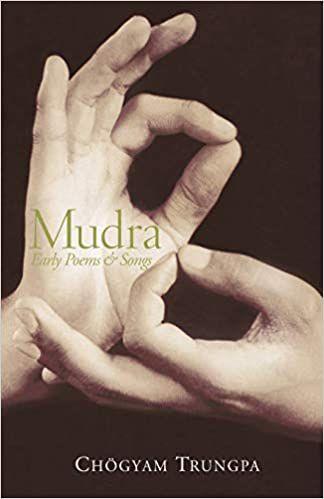 mudra book cover
