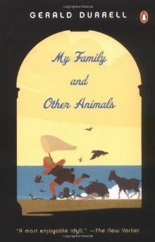 my family and other animals gerald durrell