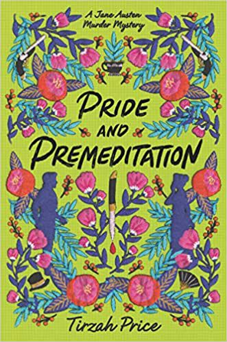 Pride and Premeditation book cover