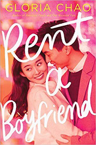 Rent A Boyfriend Book Cover