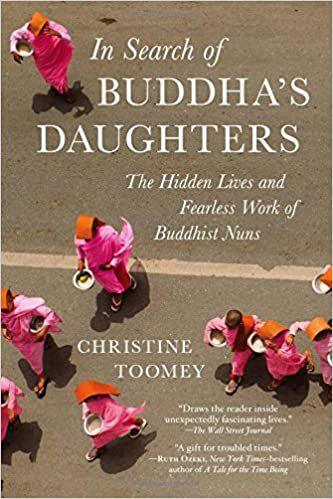 searching for buddha's daughters book cover