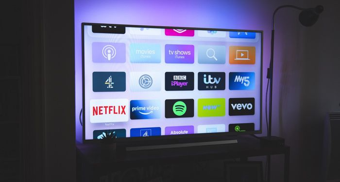 streaming platforms on television for pop culture