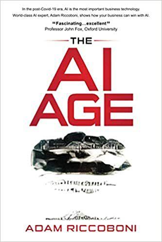The AI Age Book Cover