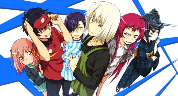 the devil is a part timer promo