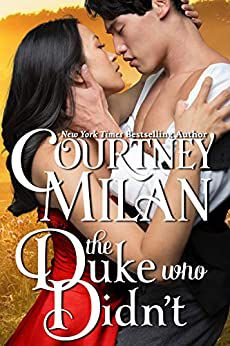 cover of The Duke Who Didn't