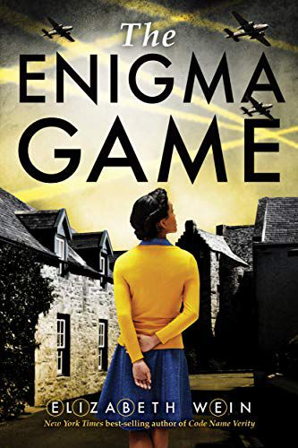 the enigma game book cover