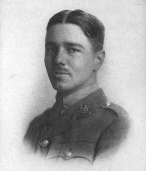 Wilfred Owen, from Wikimedia Commons