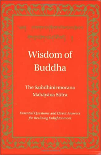 wisdom of the buddha book cover