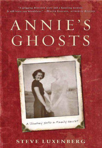 Capa de Annie's Ghosts