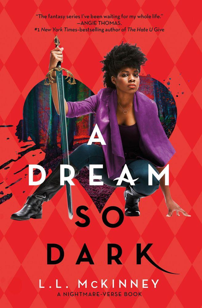 Uma capa de Dream So Dark
