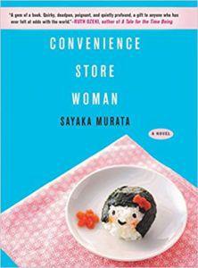 Mulher de loja de conveniência