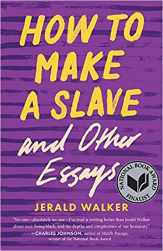 How to Make a Slave Jerald Walker cover