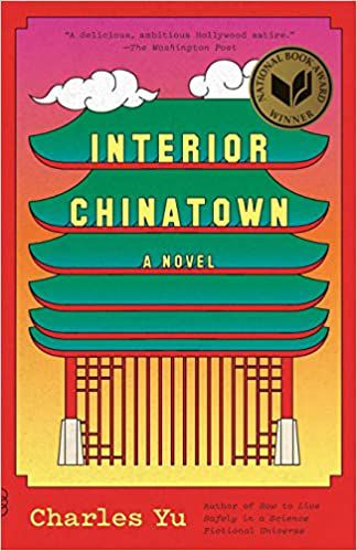cover image of Interior Chinatown by Charles Yu