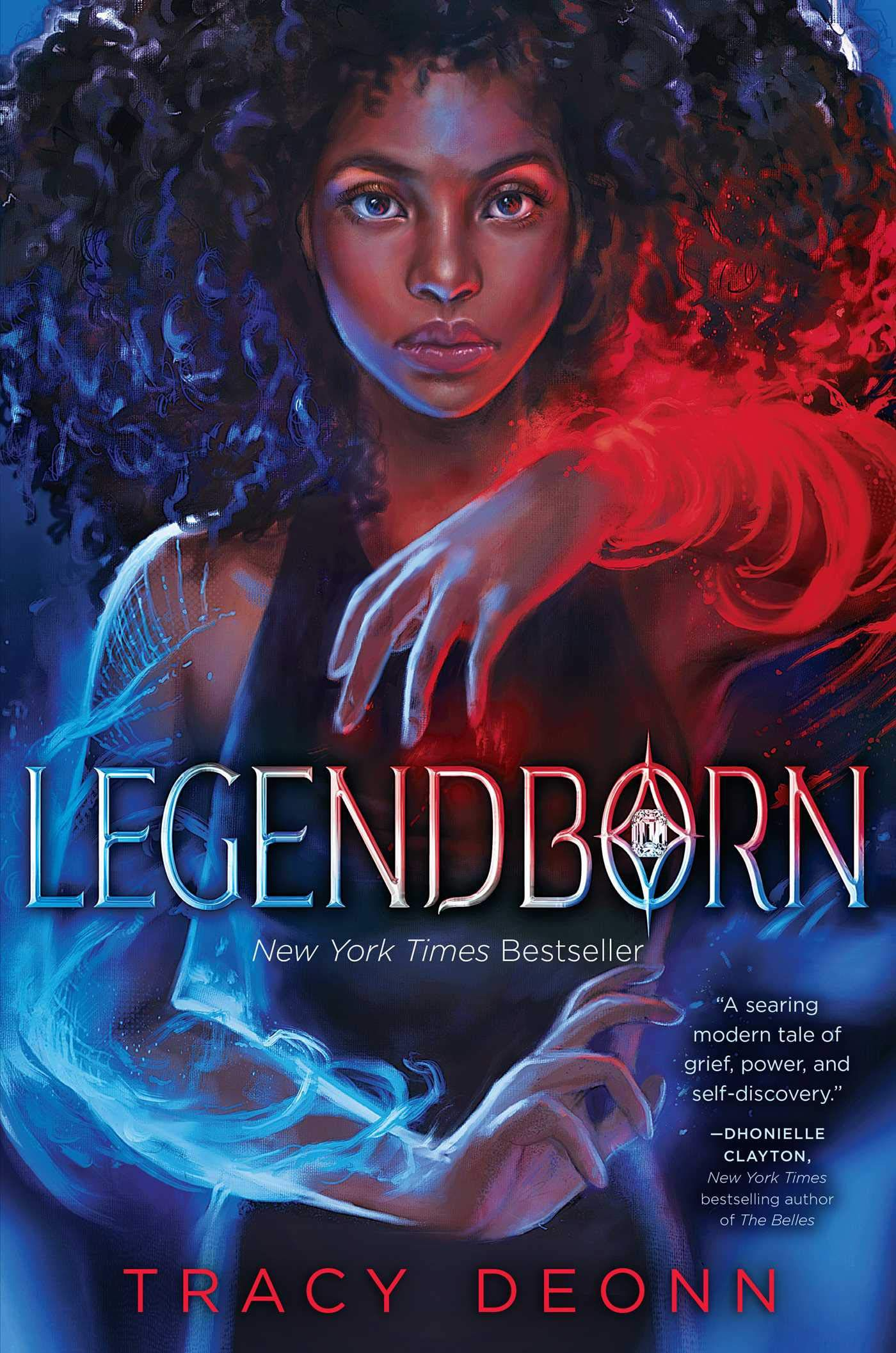 Legendborn cover